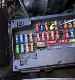 chrysler crossfire fuse box 2005 crossfire power seat [ 2000 x 1128 Pixel ]