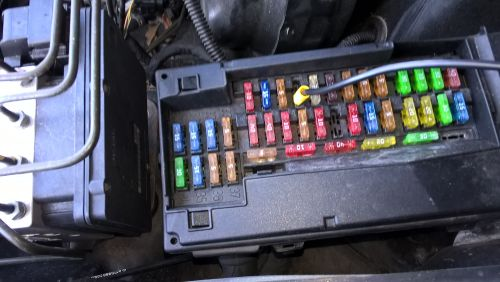 small resolution of chrysler crossfire fuse box 2005 crossfire power seat