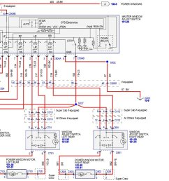 window only works with door open page 2 ford f150 forum 2004 f150 wiring schematics 2004 f150 window wiring diagram [ 1710 x 758 Pixel ]