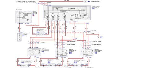 small resolution of window only works with door open page 2 ford f150 forum 2004 f150 wiring schematics 2004 f150 window wiring diagram