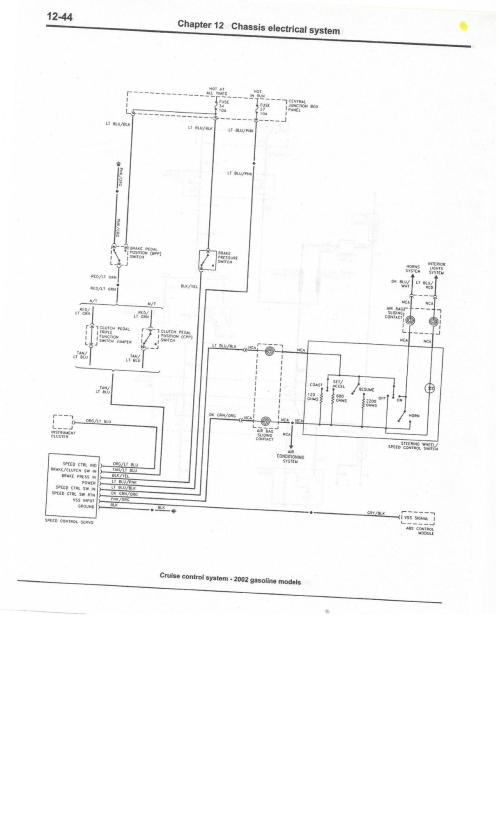 small resolution of complete excursion wiring diagrams so far ford truck 2002 ford f350 trailer wiring http wwwfordtruckscom forums 698743