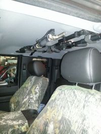 Overhead gun rack - Page 2 - Ford Truck Enthusiasts Forums