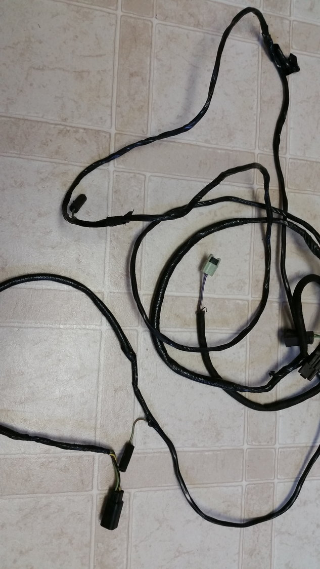 2000 F150 Wiring Harness