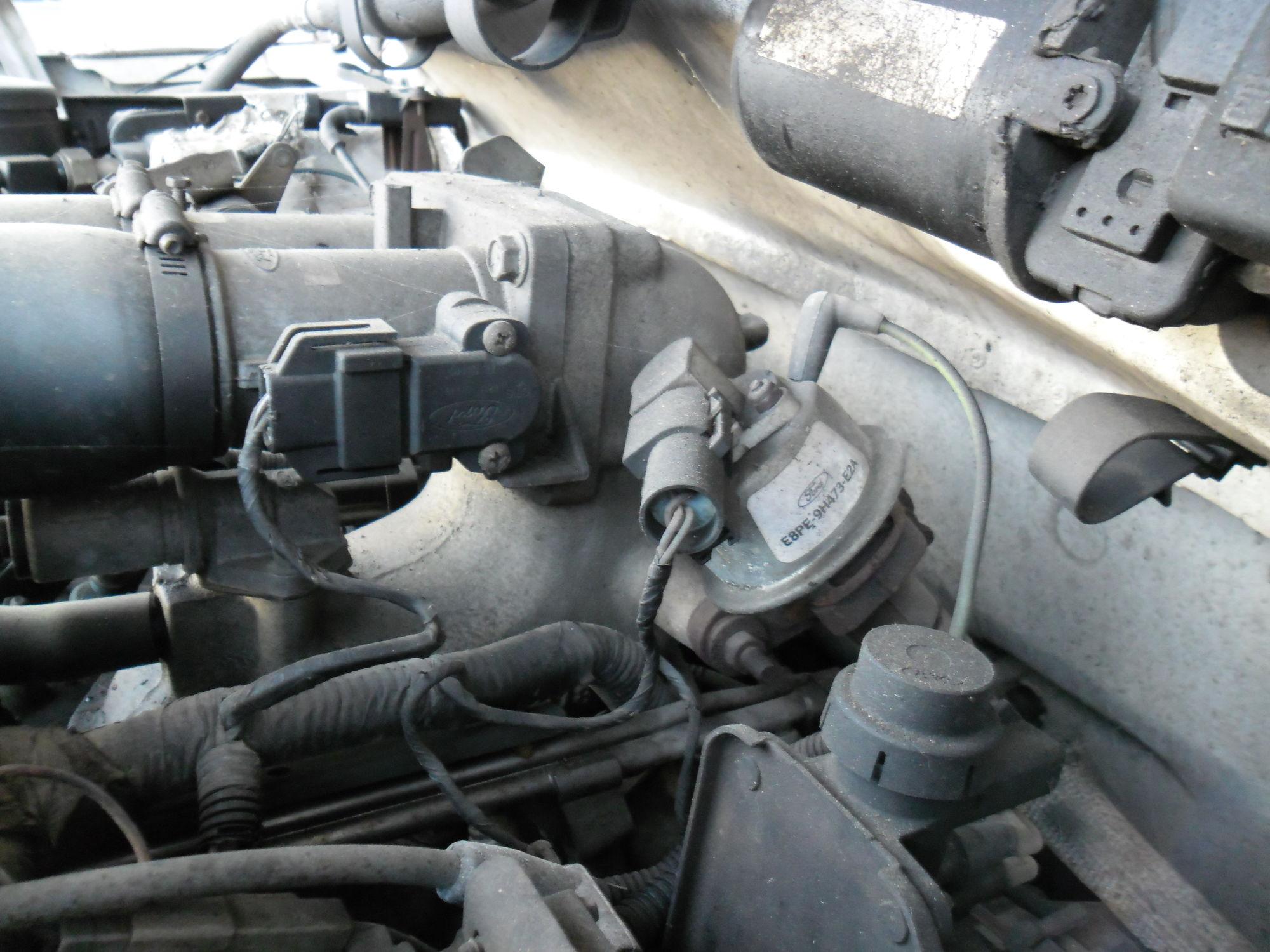 Ford 60 Diesel Icp Sensor 2004 F350