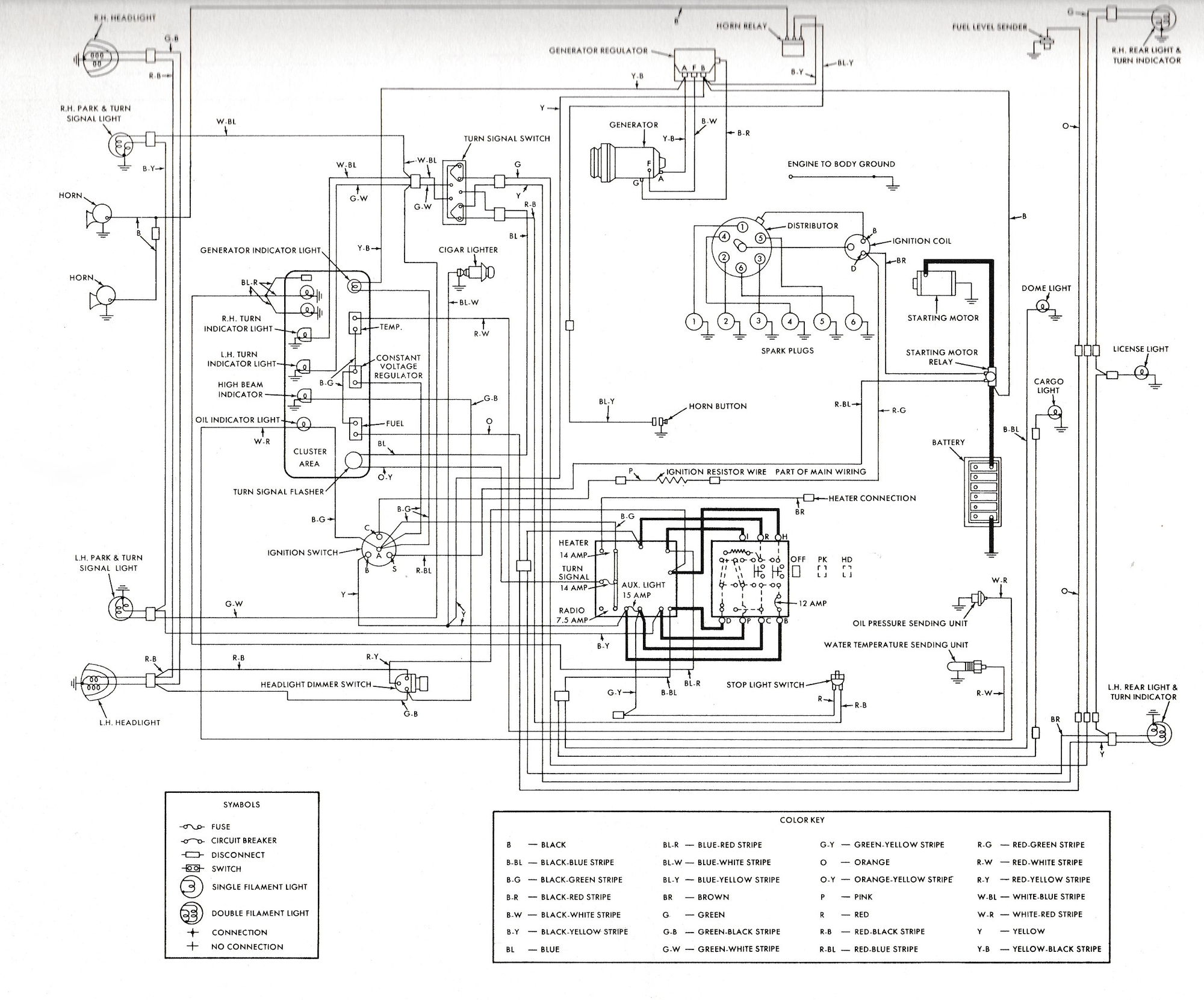 1986 Ford F 350 Wiring Diagram