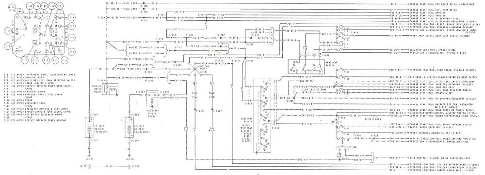 medium resolution of  86 f150 radio wiring diagram wiring on my 86 ford f150 ford truck enthusiasts forums