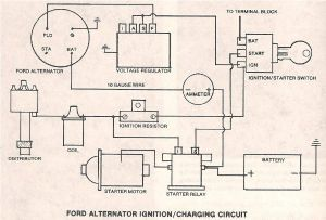 No charge to Battery when running  Ford Truck Enthusiasts