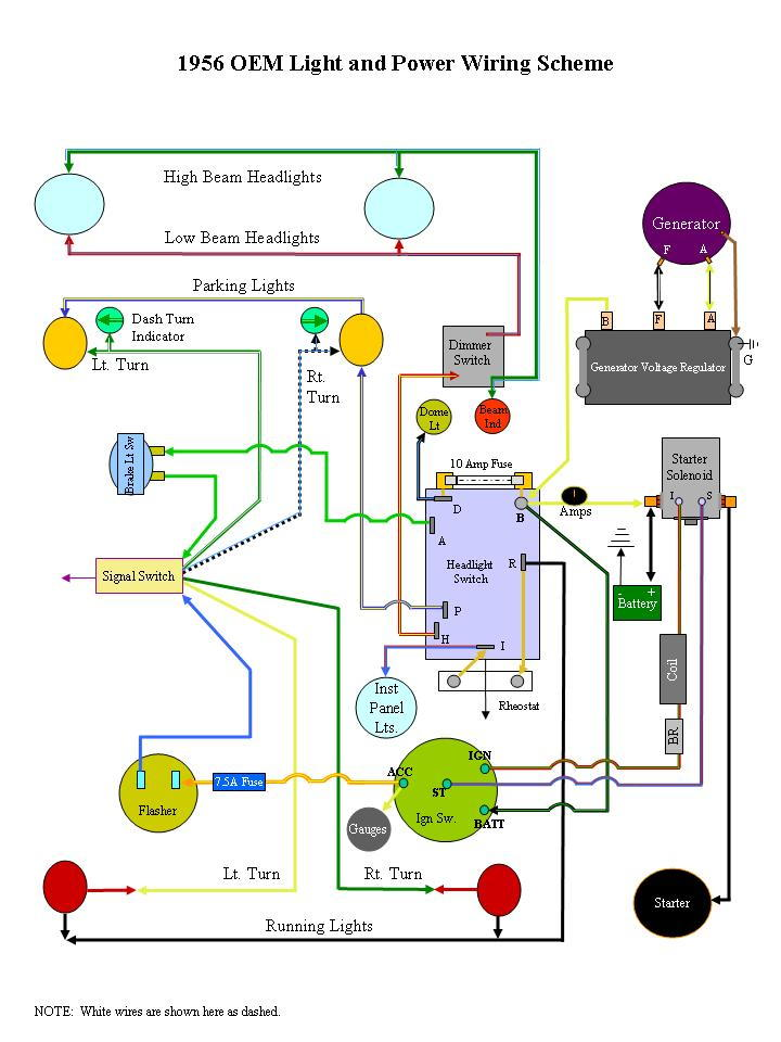 Ford Headlight Switch Wiring Diagram : headlight, switch, wiring, diagram, Diagram, Headlight, Switch, Truck, Enthusiasts, Forums