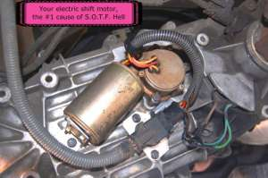 4 wheel drive solenoid location  Ford Truck Enthusiasts Forums