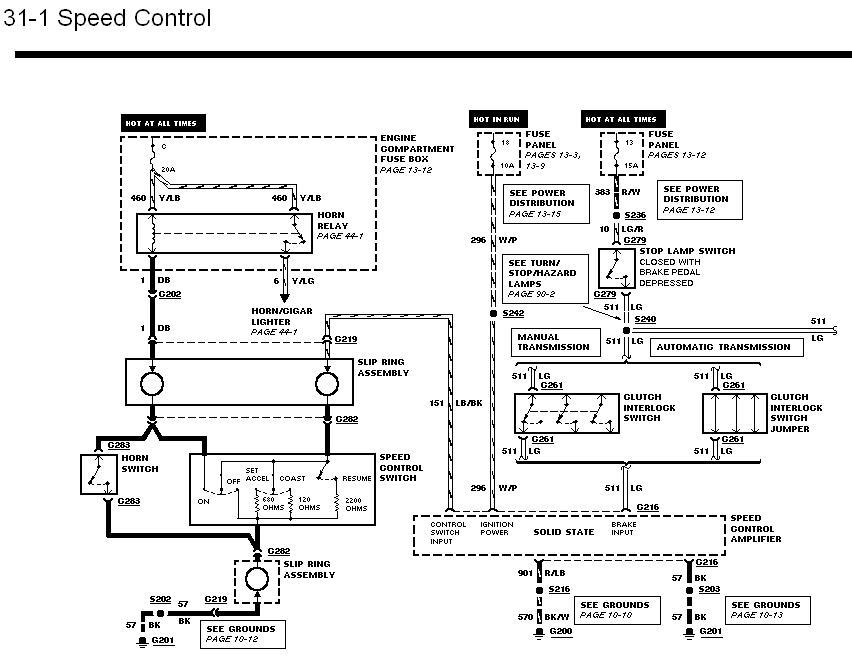 Ford F53 Cruise Control Wiring Diagram Ford F53 Parts
