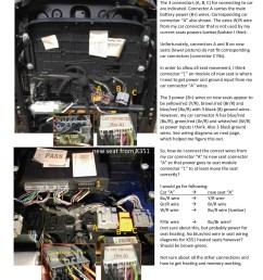 front seat upgrade wiring problems need advice jaguar forums diagram for stype front seats jaguar forums jaguar enthusiasts [ 1414 x 2000 Pixel ]