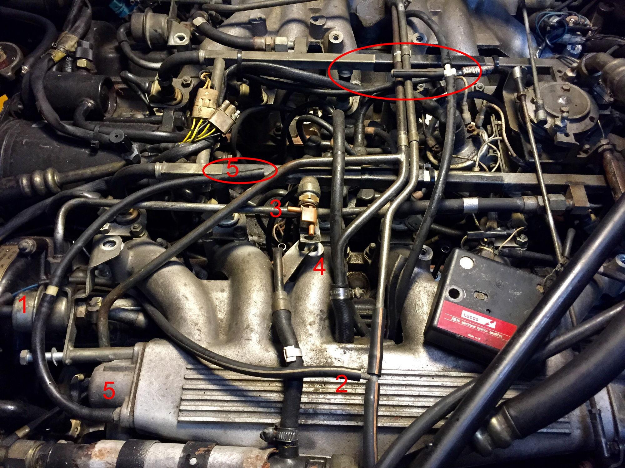 Jaguar V12 Vacuum Diagram Further Jaguar X Type Vacuum Diagram