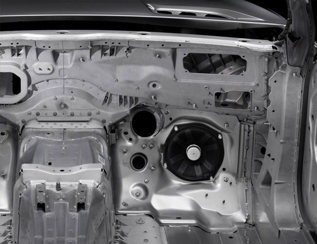 Benz System Placement Speaker Mercedes