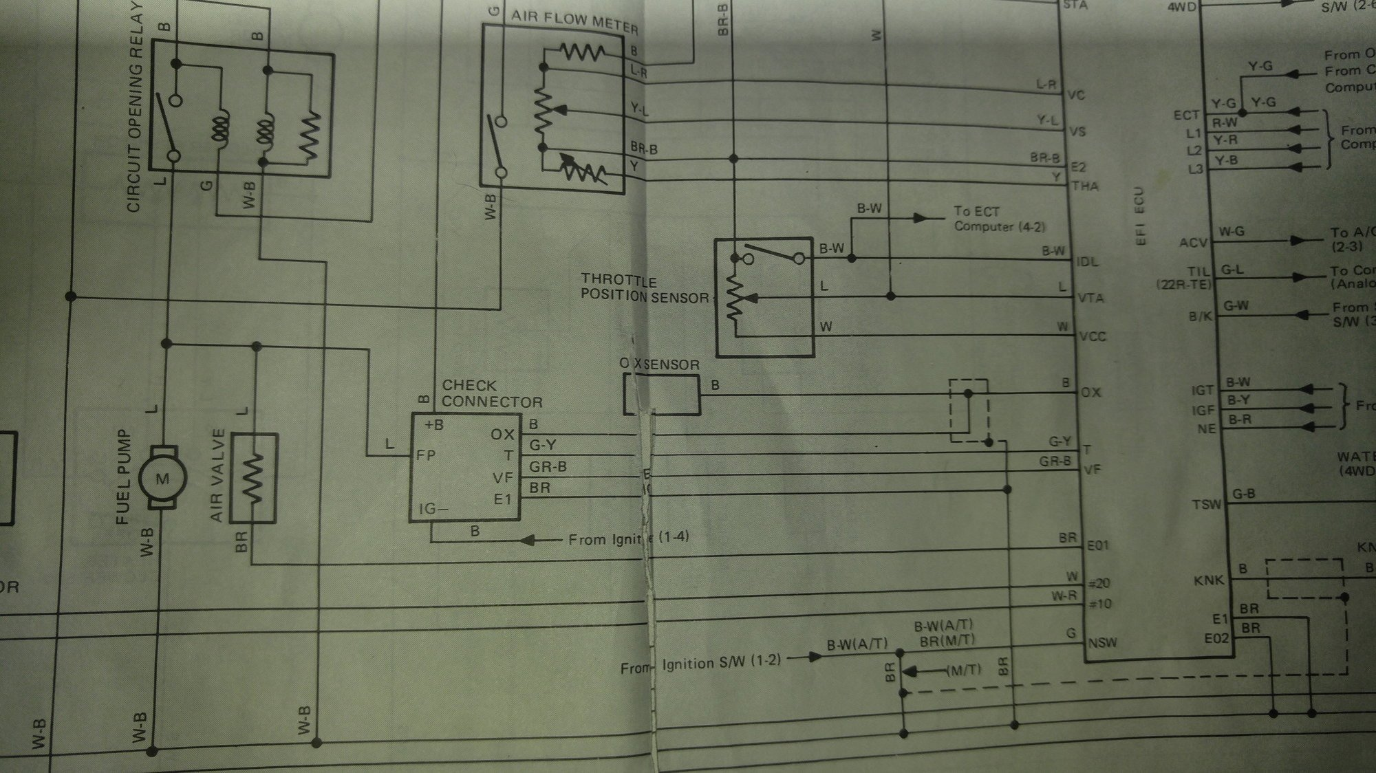 hight resolution of 22re wiring diagrams