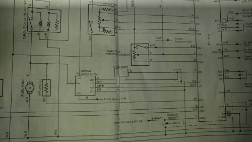 small resolution of 22re wiring diagrams
