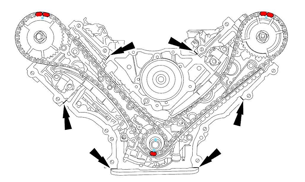 engine diagrams 5 4 triton f150 2006