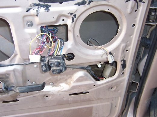 2008 Ford F 150 Radio Wire Diagram Ford F150 Replace Door Window Glass How To Ford Trucks