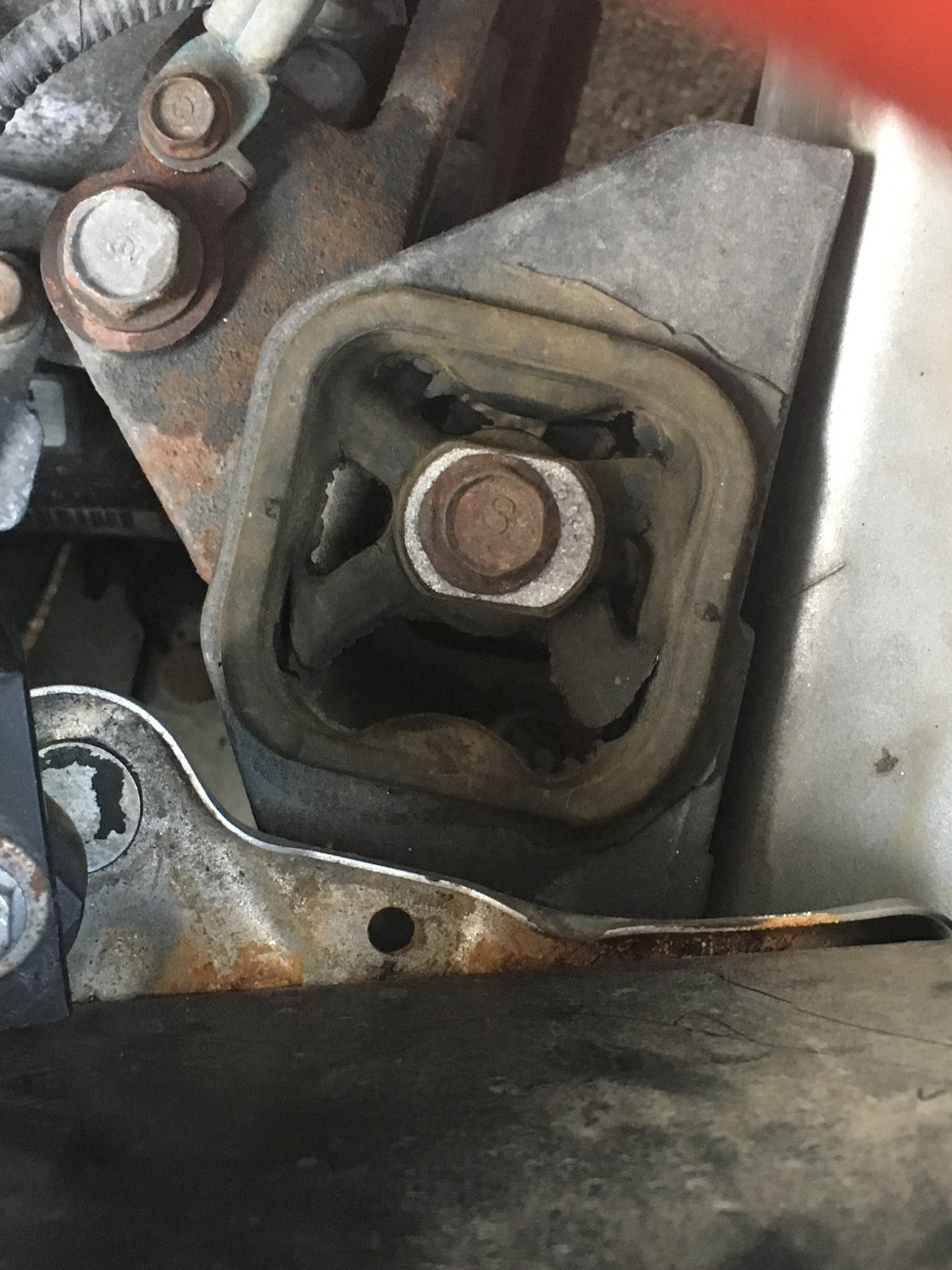 hight resolution of the guy before me had installed innovative front back and side motor mounts do you think if i install another one will the same thing happen due to it