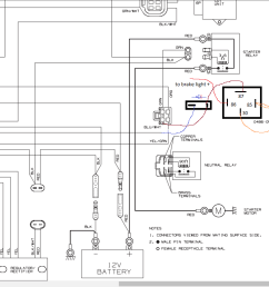 wiring diagram with schematics for a 1998 400 4x4 arctic 1998 arctic cat 300 4x4 wiring [ 1366 x 768 Pixel ]
