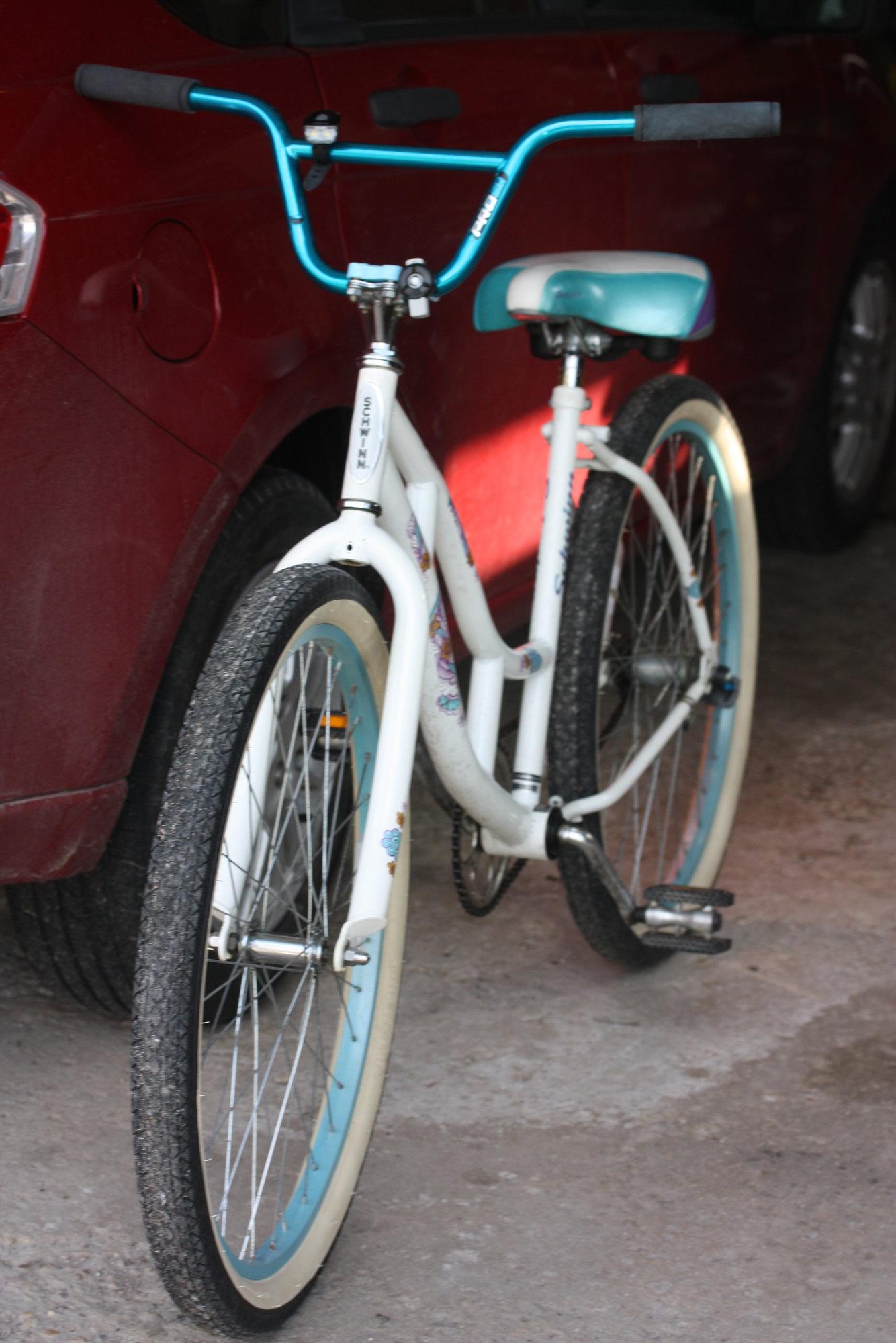 Convert Mountain Bike To Cruiser : convert, mountain, cruiser, Convert, Mountain, Cruiser?, Forums