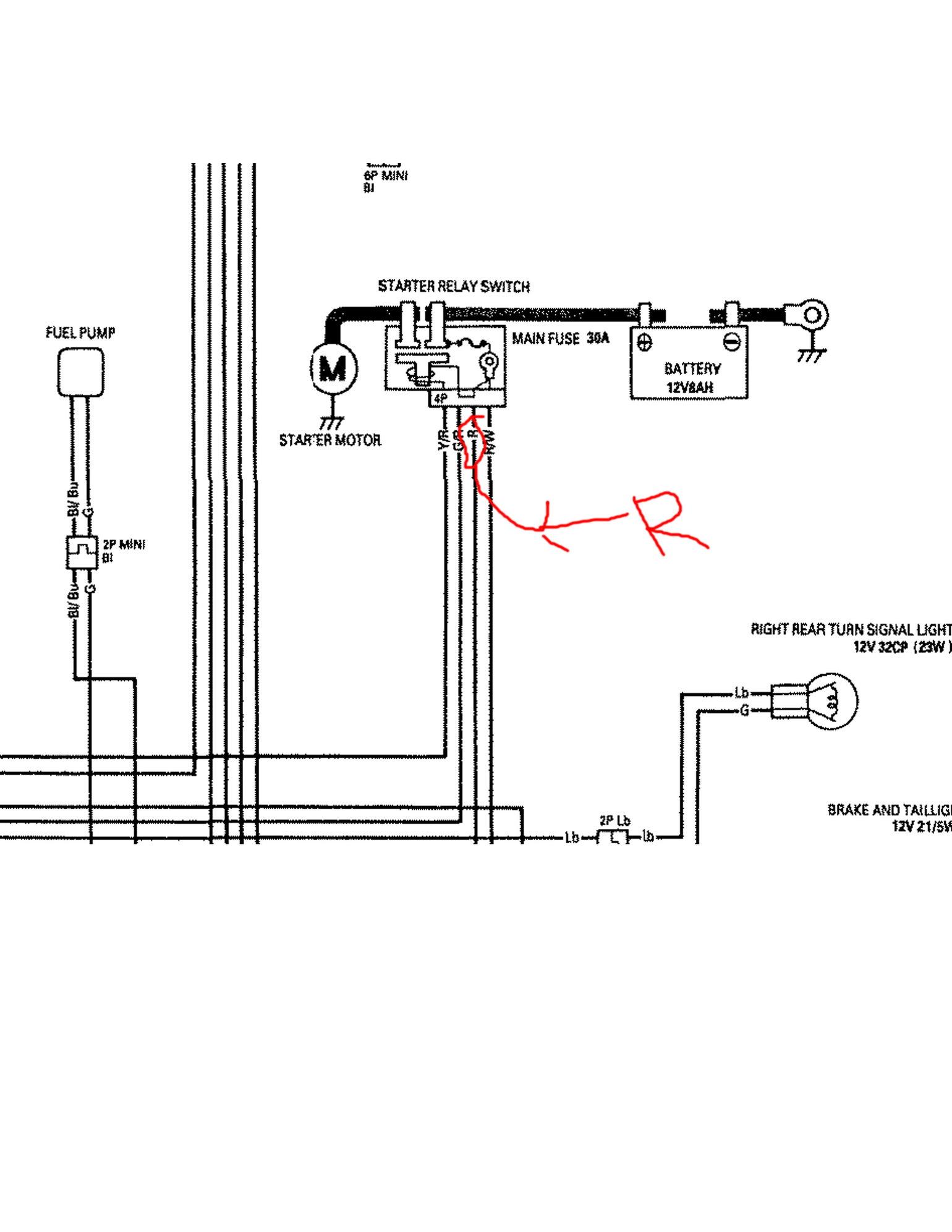 Wiring Diagram PDF: 12 Volt Solenoid Wiring Diagram Honda 320