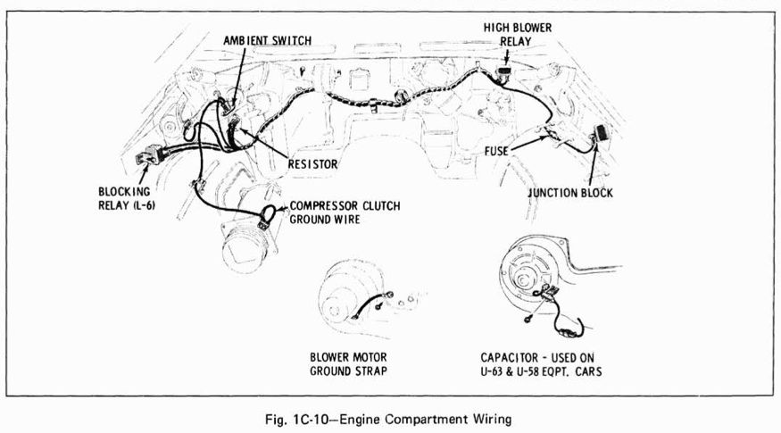 1966 toronado engine starter wiring diagram