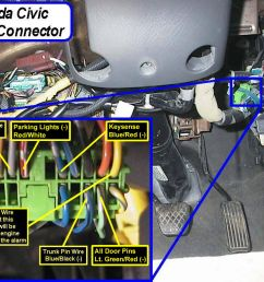 99 civic factory anti theft system issues honda tech 2001 dodge durango power steering diagram 2000 dodge durango steering diagram [ 1024 x 768 Pixel ]