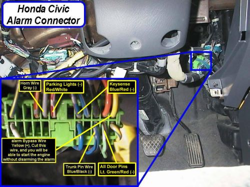 small resolution of 99 civic factory anti theft system issues honda tech 2001 dodge durango power steering diagram 2000 dodge durango steering diagram