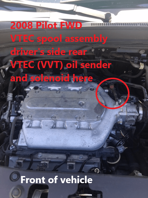 P2647 Honda Pilot : p2647, honda, pilot, P2647, Causing, Limp?, Honda-Tech, Honda, Forum, Discussion