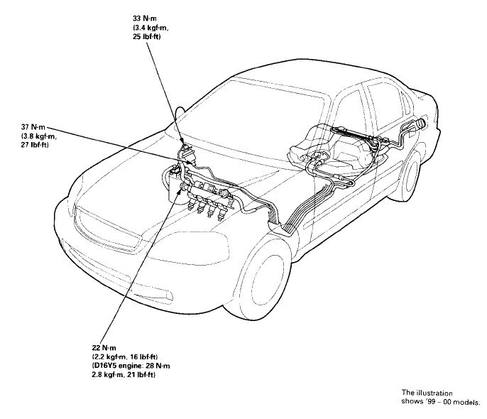 H22a4 Engine Harness Diagram, H22a4, Get Free Image About