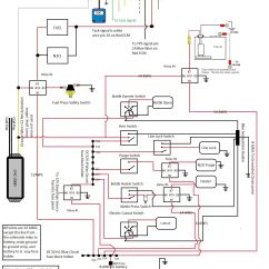 Nitrous Water Temp Gauge Wiring Diagram Honeywell Thermostat 4 Wire Basic Diagrams Nos Wot Relay With
