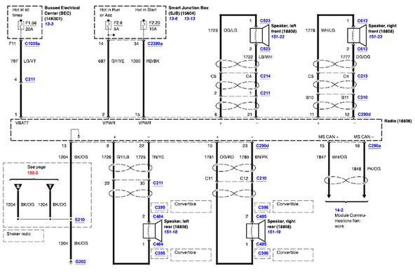 mustang shaker 500 wiring diagram as well 1990 ford mustang wiring