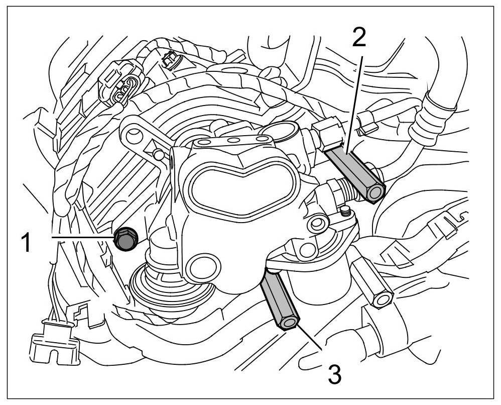 958 Cayenne DIY: High Pressure Fuel Pump Replacement
