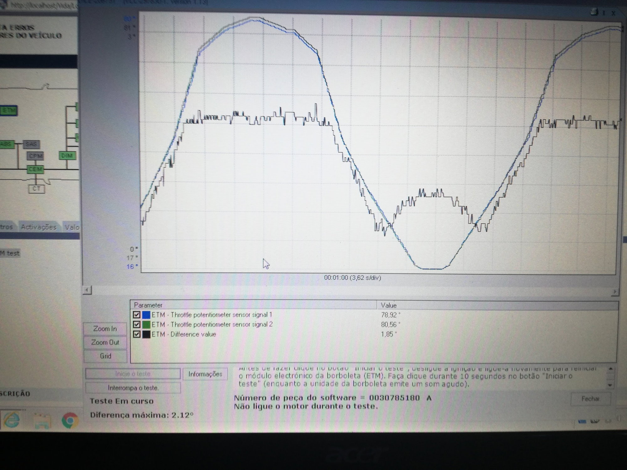 hight resolution of throttle body replaced no software volvo forums volvo volvo etm wiring diagram