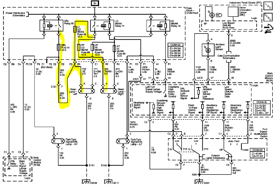 06 COBALT RADIO WIRE HARNESS DIAGRAM - Auto Electrical ...