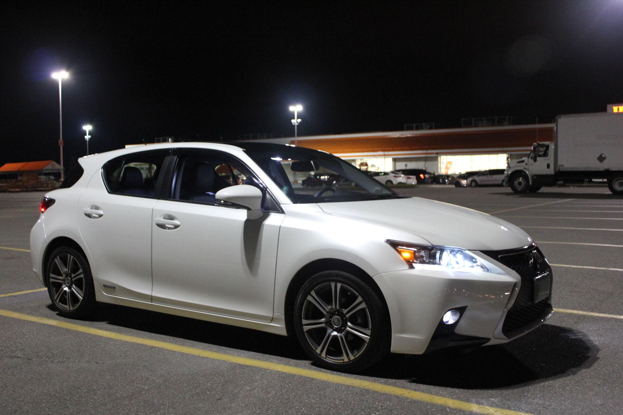 A few mods ClubLexus Lexus Forum Discussion