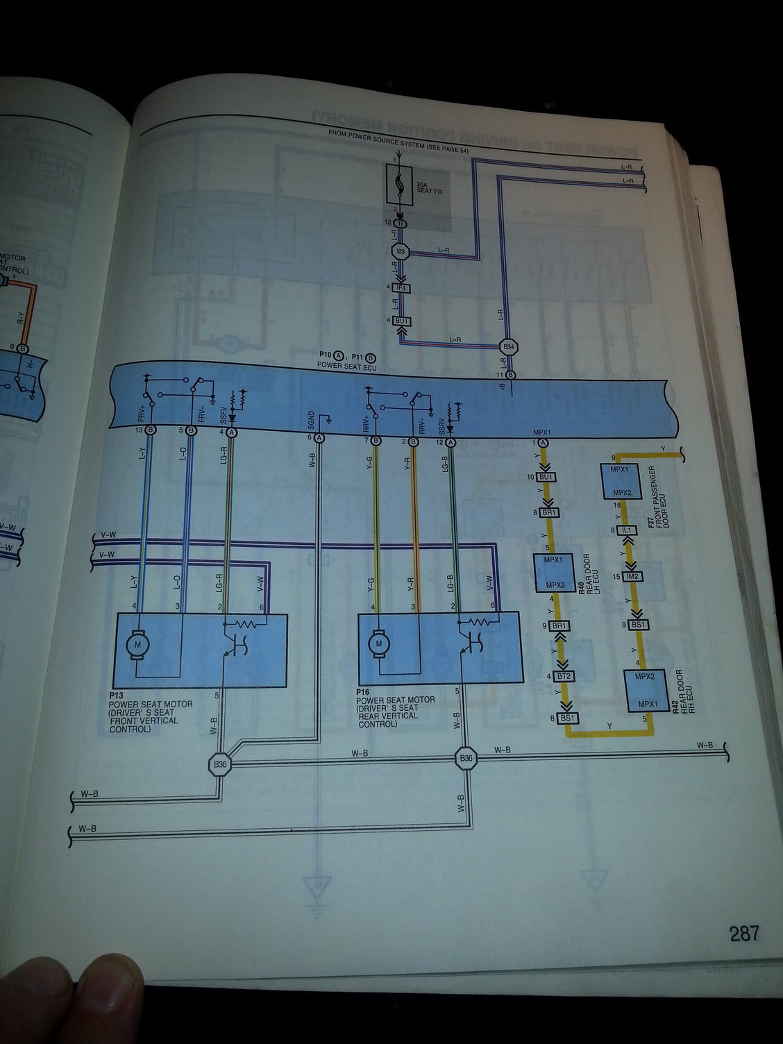 hight resolution of wiring diagram chart for 1999 ls400 should be similar to 1997 but verify