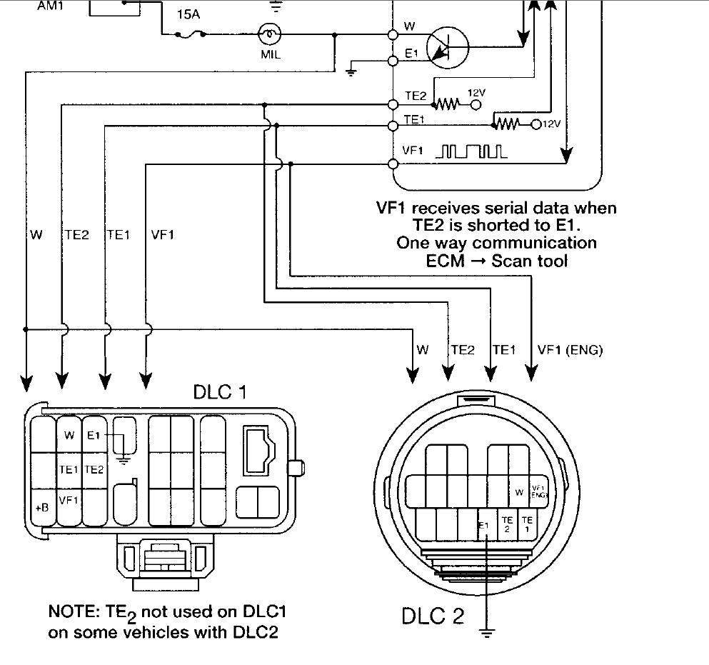 1993 SC300 / OBD1 Live Diagnostics with FTDI FT232RL