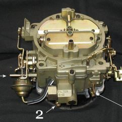 Rochester 4 Barrel Carburetor Diagram 277v Ballast Wiring Choke Valve Elsavadorla