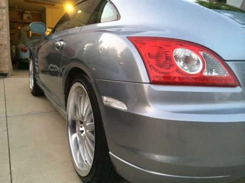 small resolution of 113k miles and saying goodbye to it where is the fuel filter crossfireforum the chrysler crossfire