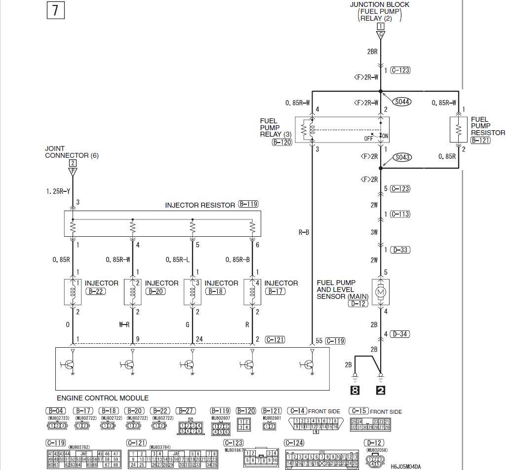 hight resolution of 1990 jeep cherokee ecu wiring trusted wiring diagram evo 9 wiring diagram evo 8 transmission wiring