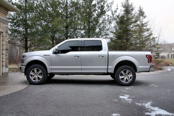 2015 F150 Forum >> 2015 Lifted Platinum Ford F150 Forum Community Of Year Of Clean Water