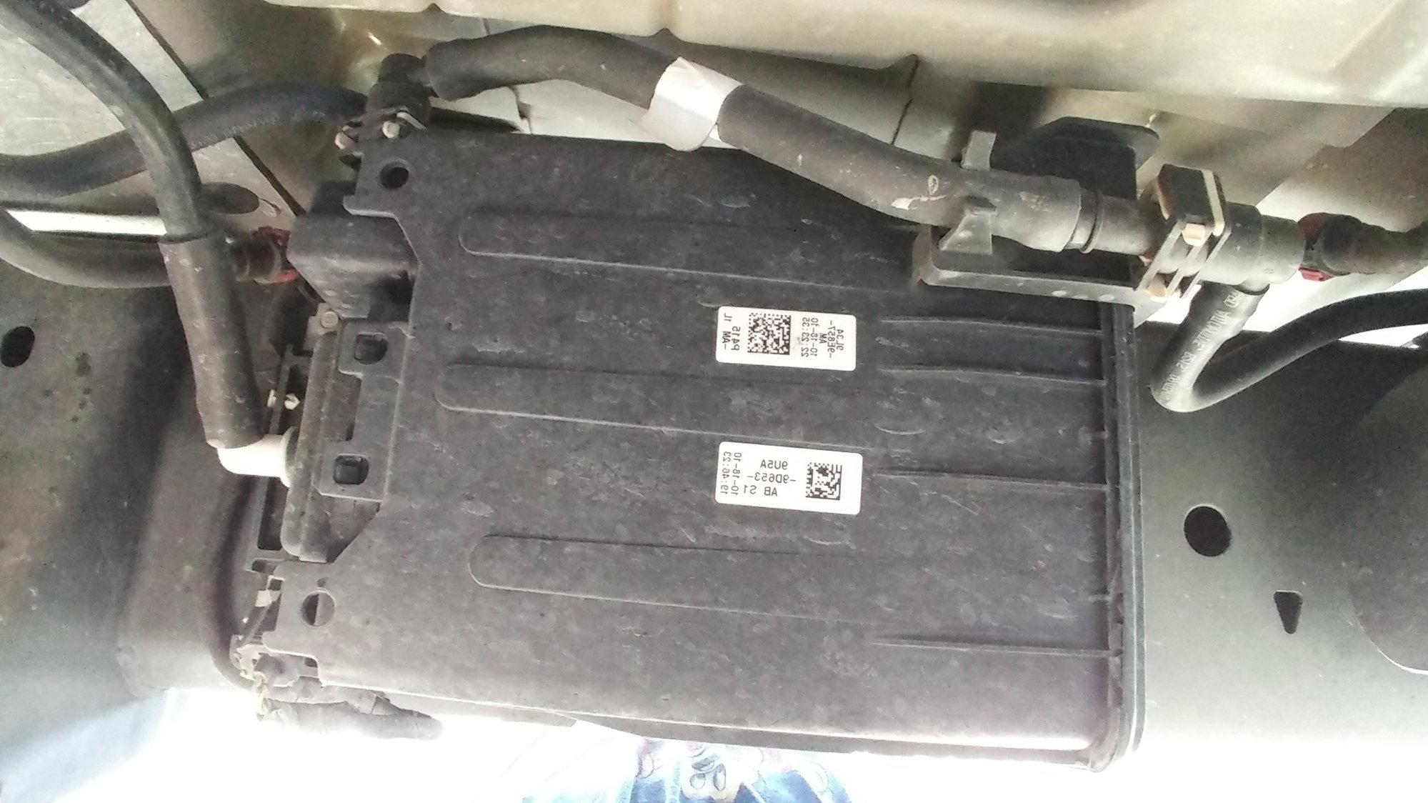 1986 Ford F 150 Fuel Filter Change
