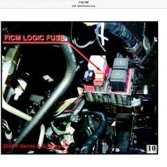 Napa Ford Solenoid 04 F150 Headlight Wiring Diagram 6 Powerstroke Ficm Relay Location