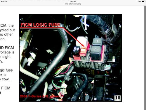 small resolution of 2003 6 0 no power to ficm relay pin 5 ford powerstroke diesel forum rh powerstroke