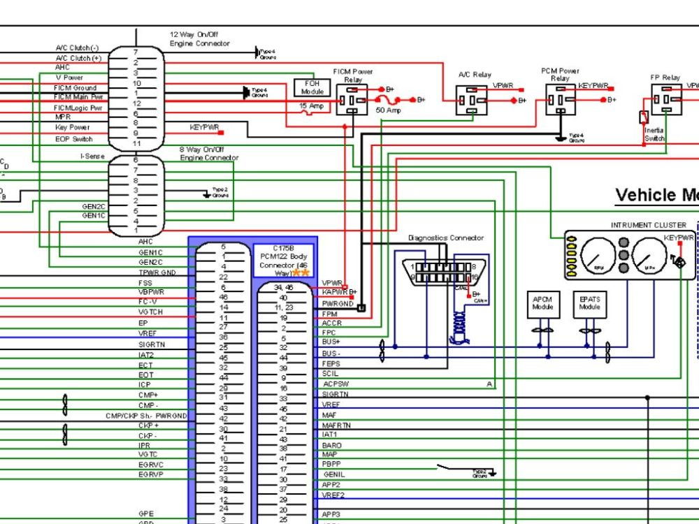 medium resolution of 6 0 ficm wire harness 21 wiring diagram images wiring ford 6 0 diesel engine diagram 6 0 powerstroke cooling system diagram