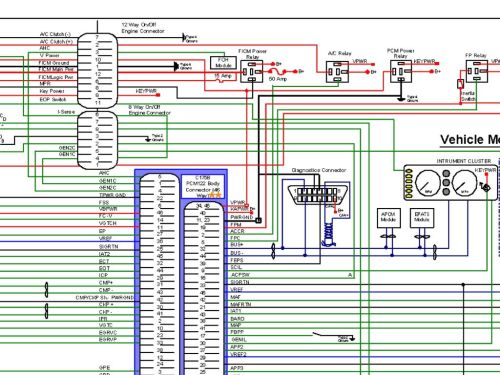 small resolution of 6 0 ficm wire harness 21 wiring diagram images wiring air conditioner schematic wiring diagram ford f 250 wiring diagram