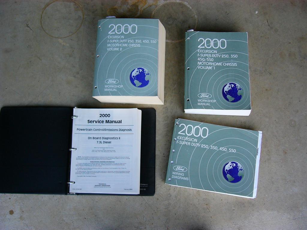 1993 Ford Ranger Wiring Diagrams