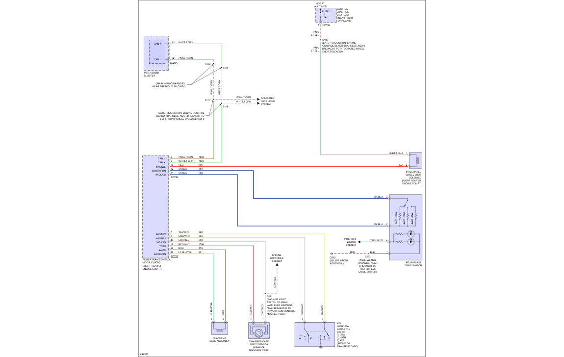 hight resolution of there are also 6 pages for the pcm ecu they are as follows these are all for the 4 6l engine