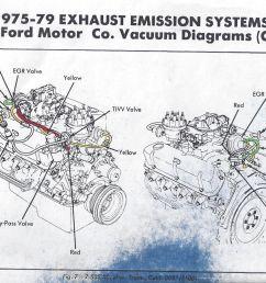 1977 ford 2150 carburetor vacuum diagram autolite 2100 chevy 305 vacuum line diagram 1978 ford 351m vacuum diagram [ 1704 x 1130 Pixel ]